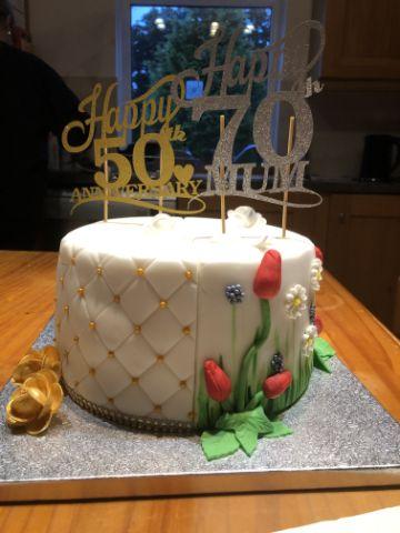 como hacer un cumpleaños 70 años hombre