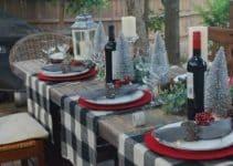 4 ideas para armar una decoracion navideña para patios