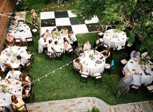 decoracion para matrimonio en casa rapida