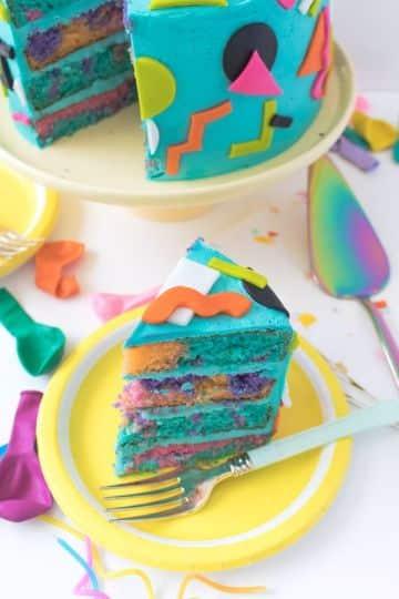 dulces para fiesta tematica de los 90