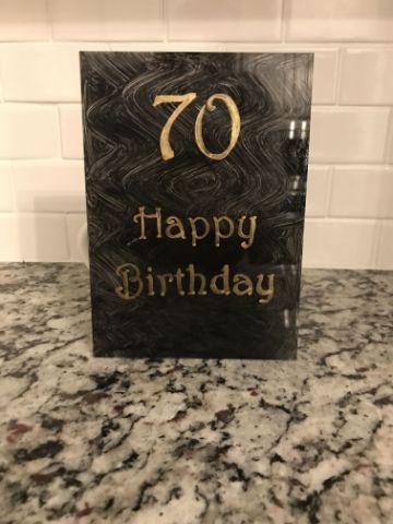 ideas para cumpleaños 70 años hombre