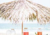 4 ideas para un cumpleaños en la playa para adultos
