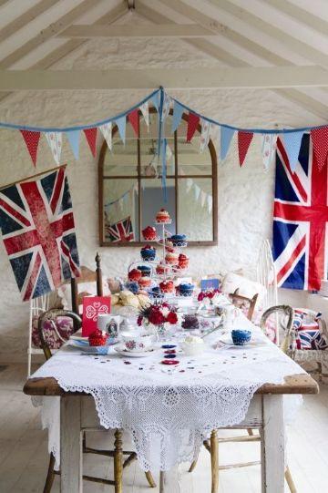 tematica de bodas de la realeza britanica