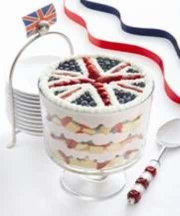 torta tematica sobre bodas de la realeza britanica