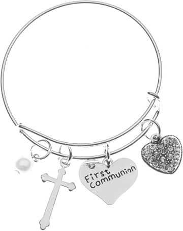 brazaletes para regalos para primera comunion