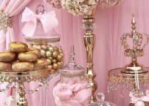 4 estilos de mesa de dulces de princesas