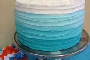 4 tortas de bautismo con crema para hacer en casa