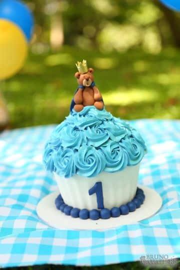 tortas de chantilly para niños sencillas