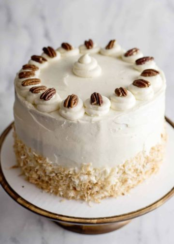 tortas para niñas en crema de mantequilla