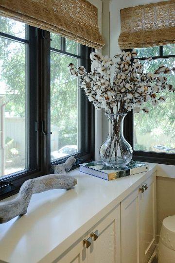 ramas de algodon para decorar la cocina