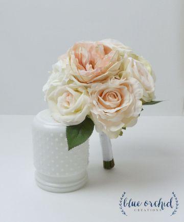 ramos de rosas para niñas dama de honor