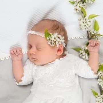 batas de bautizo para bebes recien nacidos