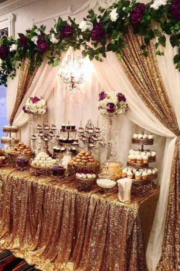 decoraciones de mesas de 15 años mesa de dulces