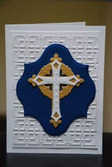 fondos de tarjetas de bautismo para niños