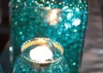 4 ideas para hacer centros de mesa con bolitas de gel