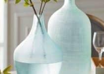 4 ideas para hacer jarrones para centros de mesa