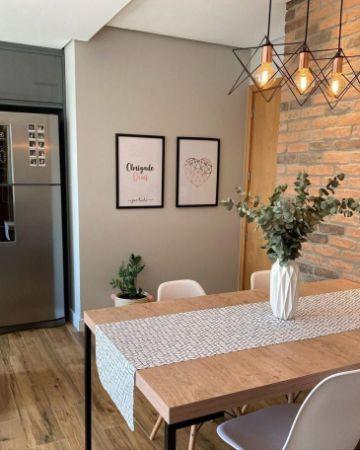 jarrones para centros de mesa minimalistas