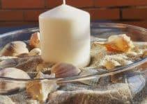 4 formas en la que puedes hacer un centro de mesa con arena