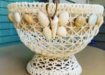 4 formas de crear un centro de mesa con caracoles