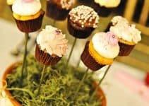 4 ideas para hacer centro de mesa con caramelos