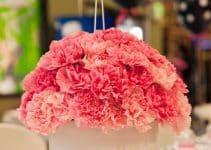 4 ideas para centro de mesa de flamenco en fiestas