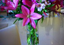 4 ideas para hacer centros de mesa con lilis