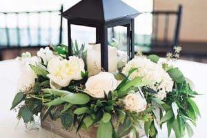 4 ideas para hacer centros de mesa con lamparas