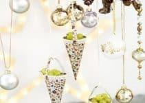 4 increíbles centros de mesa con uvas para bodas
