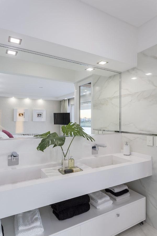casas modernas interiores baños