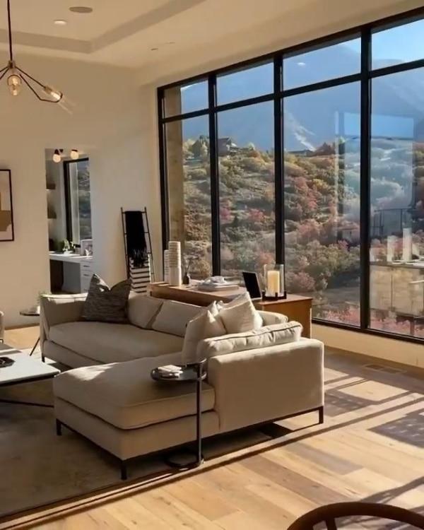 casas modernas interiores salas