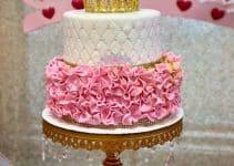 2 reglas para arma una decoracion de princesas para cumpleaños
