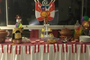 2 estilos de decoracion fiestas patrias peru