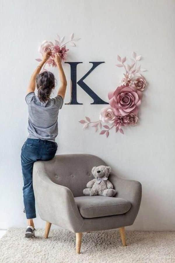 decorar pared para cumpleaños paso a paso
