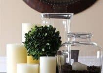 2 ideas para hacer un centro de mesa para cocina