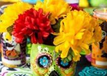 4 centros de mesa de coco creativos y hermosos
