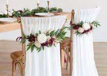 2 formas de lograr una decoración de bodas sencillas