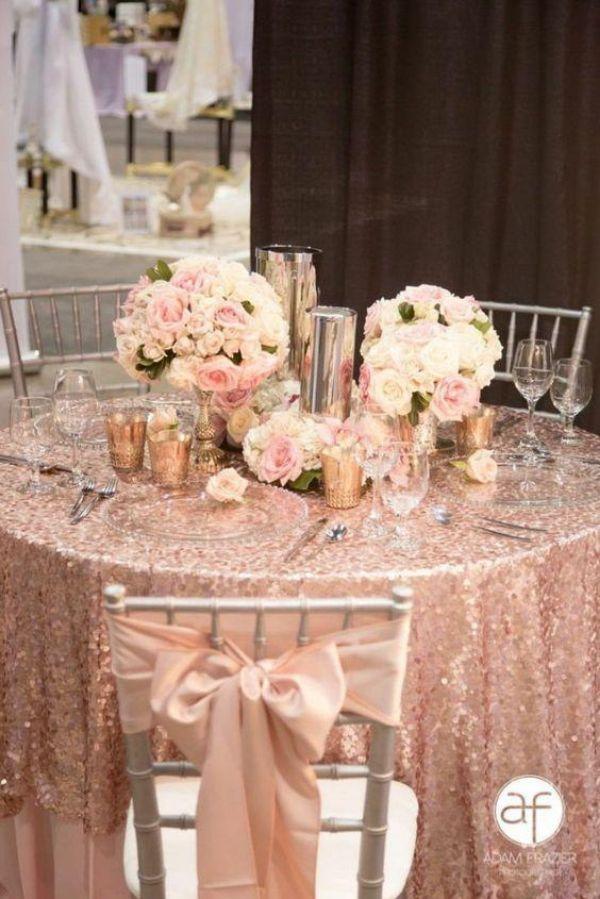 decoraciones de mesas para 15 años sencillas