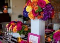 2 increíbles centros de mesa de frida kahlo para fiestas