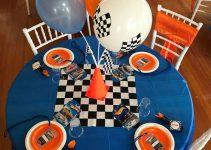 4 Creativos centros de mesa con hot wheels para fiestas